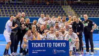 Das große Ziel der Handballer: Die ewige Gold-Mission geht zu Ende