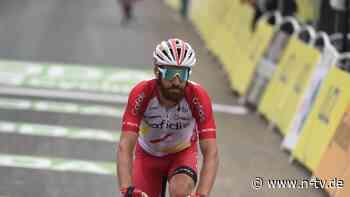 Simon Geschke positiv getestet: Erster Coronafall im deutschen Olympiateam
