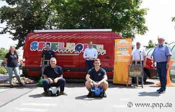 Spielmobil tourt durch den Landkreis - Passauer Neue Presse