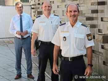 Aufklärungsquote gestiegen - Polizei: Sicherheitslage in Plattling ist gut - idowa