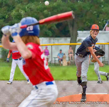 Seaway Surge 13U win two-out-of-three games - The Morrisburg Leader