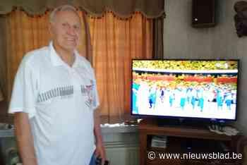 Geen twaalfde Olympische Spelen voor superfan Urbain Celis