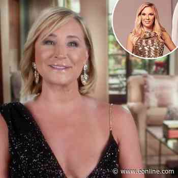 """Sonja Morgan Is """"Suspicious"""" of Ramona Singer's Male Model Date in Hilarious RHONY Preview"""