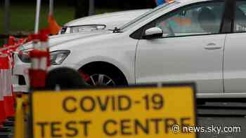 COVID-19: UK records 36,389 new coronavirus cases and 64 more deaths - Sky News