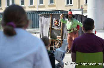Universitätsklinikum Erlangen: Open-Air-Theater für kleine Patienten
