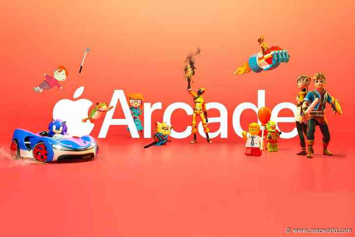 Apple Arcade FAQ: Jetpack Joyride+ has been released
