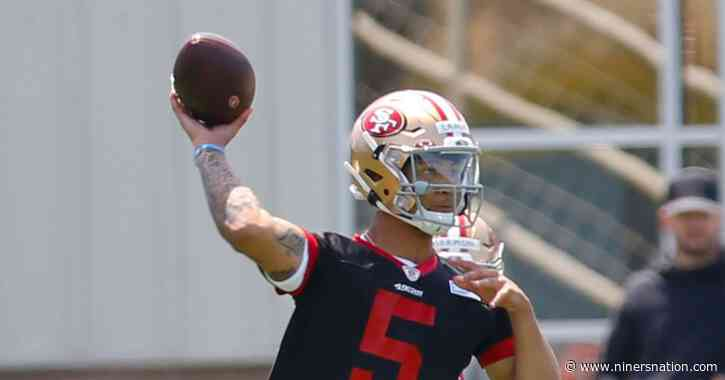 49ers announce 2021 training camp schedule; tickets go on sale Monday, July 26