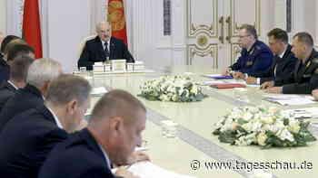 Belarus verbietet Dutzende Nichtregierungsorganisationen
