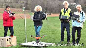 Verein in Straubenhardt - Rehkitzrettung sucht weitere Helfer - Schwarzwälder Bote
