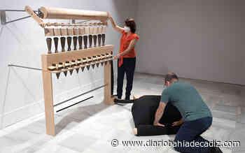 La fenomenología del habla centra 'De la caña al coro', nueva muestra de arte contemporáneo para la Casa de Iberoamérica de Cádiz - DIARIO Bahía de Cádiz