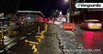 Parte del carril de Metrolínea en el Centro de Bucaramanga dejará de ser exclusivo - Vanguardia