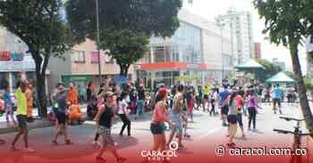 En Bucaramanga se hace recreovía sectorizada - Caracol Radio