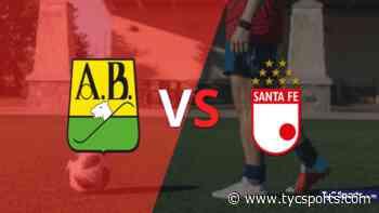 Por la fecha 2 se enfrentarán Bucaramanga y Santa Fe - TyC Sports