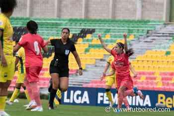 DIM, firme como visitante en Liga femenina: venció 0-2 a Bucaramanga - FutbolRed