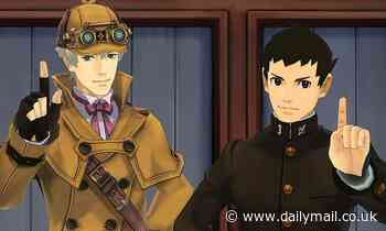 WIN BLAKEMORE reviewsThe Great Ace Attorney Chronicles