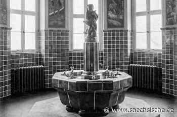 Hoyerswerda: Geduldsprobe am Märchenbrunnen - Sächsische.de