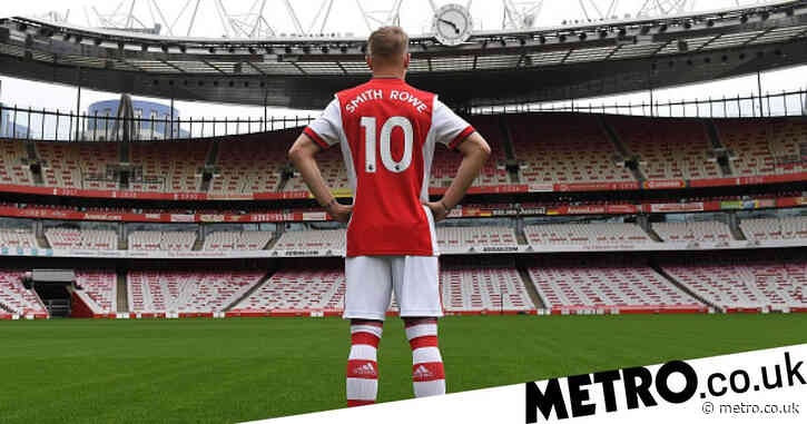 Mikel Arteta reveals Emile Smith Rowe asked for No.10 shirt at Arsenal