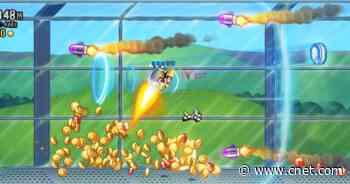 New on Apple Arcade: Endless runner Jetpack Joyride now available     - CNET