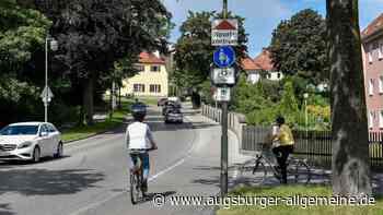 So soll Radfahren in Landsberg sicherer werden - Augsburger Allgemeine