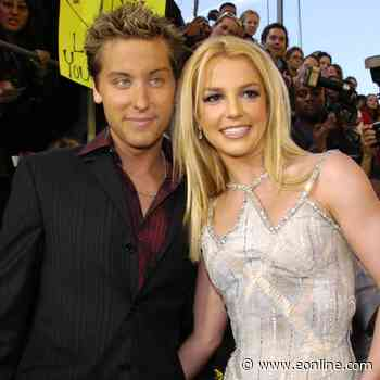 """Lance Bass Says He's """"Been Kept Away"""" From Britney Spears During Her Conservatorship"""