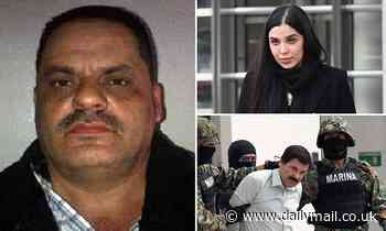 El Chapo's father-in-law is denied early release from Mexican prison over behavioral issues