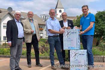 Diakonie besucht Kirchengemeinde Kall im Katastrophengebiet - Eifeler Presse Agentur - Nachrichten