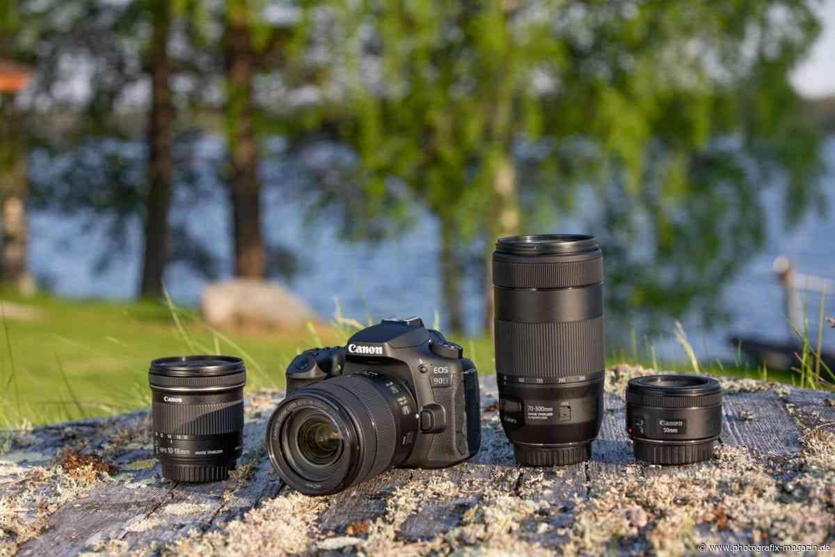 Canon EOS R mit APS-C-Sensor: Die Gerüchte gehen weiter - Photografix Magazin