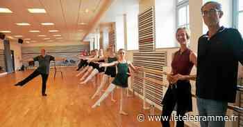 À Concarneau, « il n'y a pas d'âge pour commencer la danse classique » - Le Télégramme