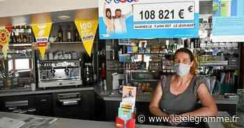 Concarneau - À Concarneau, un client du Jean Bart remporte 108 821 € au Loto - Le Télégramme