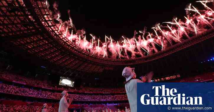 Tokyo Olympic opening ceremony: toil and mourning bloom into sparkling extravaganza