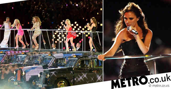 Victoria Beckham hails Spice Girls' London Olympics performance as one of her 'proudest moments' as Tokyo 2020 begins