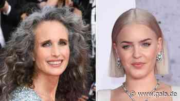 Haar-Trend: Silberne Mähnen sind 2021 angesagt - Gala.de