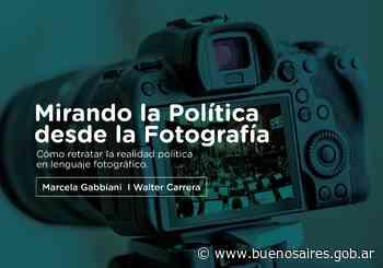 ¡Nuevo curso! Mirando la política desde la fotografía | Noticias - buenosaires.gob.ar
