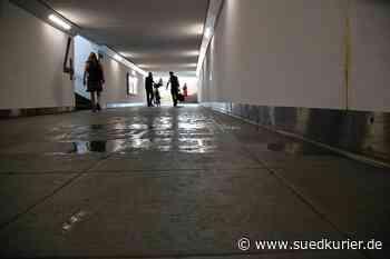 Radolfzell: Die Radolfzeller Bahnhofsunterführung ist undicht – und bleibt es auch - SÜDKURIER Online