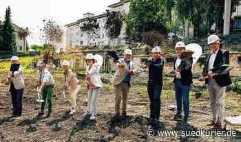 Radolfzell: Nach Verzögerungen: Der Bau des Pflegeheims auf der Mettnau ist gestartet - SÜDKURIER Online