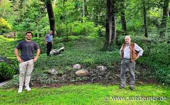 Radolfzell: Ein Baumgrabfeld für Güttingen   SÜDKURIER Online - SÜDKURIER Online