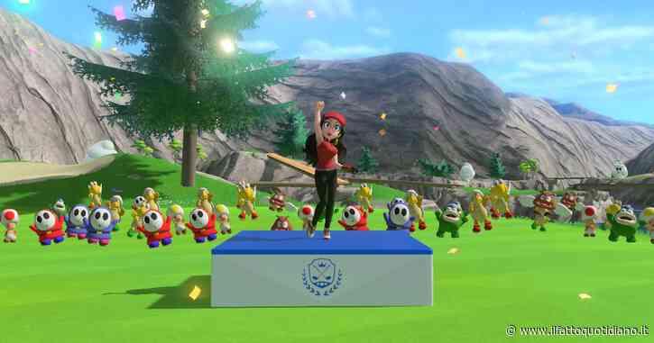 Mario Golf Super Rush: la parentesi sportiva dell'idraulico di Nintendo