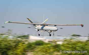 Coopération de Tsahal (armée de l'air) avec la France. Drones Hermes-450. - IsraelValley