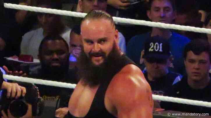 Report: WWE Interested In Bringing Back Braun Strowman
