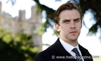 Meet Downton Abbey star Dan Stevens' wife and family here