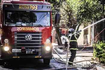 Casa é destruída em incêndio e passarinhos morrem queimados em Campo Grande - Jornal Midiamax