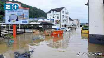 Wie Hagen vor der Starkregen-Katastrophe gewarnt wurde - Westfalenpost