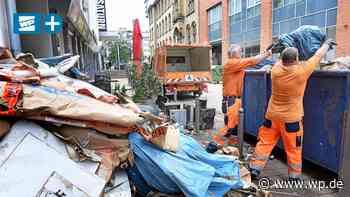 Hagen: Sinn-Leffers rettet Ware vor üblen Gerüchen - WP News