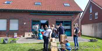 Spenden aus dem DRK-Heim sind jetzt in Hagen angelangt - Waltroper Zeitung