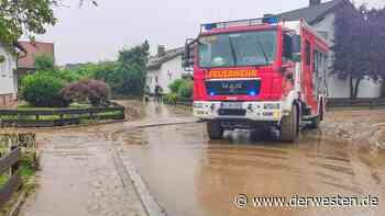 Hochwasser in NRW: Mega-Summe für Flutopfer ++ OB von Hagen spricht Klartext bei Lanz - Der Westen
