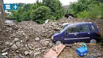 Stadt Hagen beziffert Flut-Schaden auf 235 Millionen Euro - WP News
