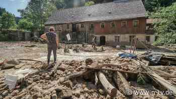 53-Jähriger galt als vermisst: Flut kostet auch in Sachsen Menschenleben