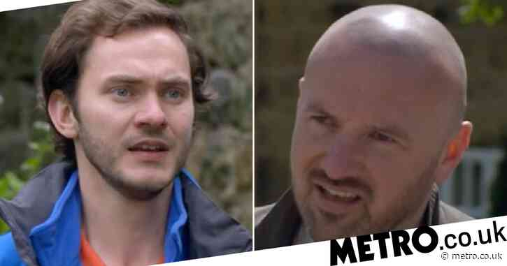 Emmerdale spoilers: Ben Tucker destroyed as alcoholic dad rocks up and exposes his secret