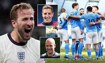Michael Dawson insists Manchester City will be untouchable if they sign Harry Kane from Tottenham