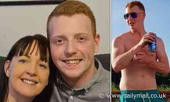 Lorry driver, 23, text ex-girlfriend to say she 'meant the world to him' then hanged himself
